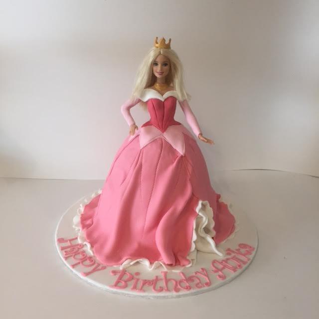 Birthday Cake Princess Aurora