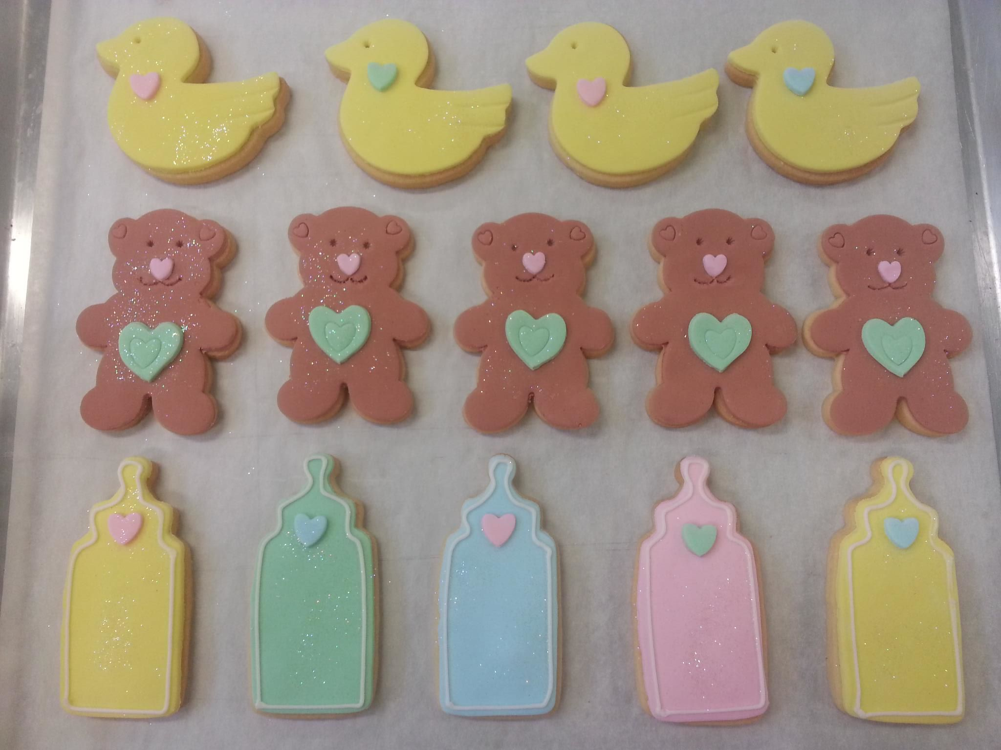 how to make baby biscuits