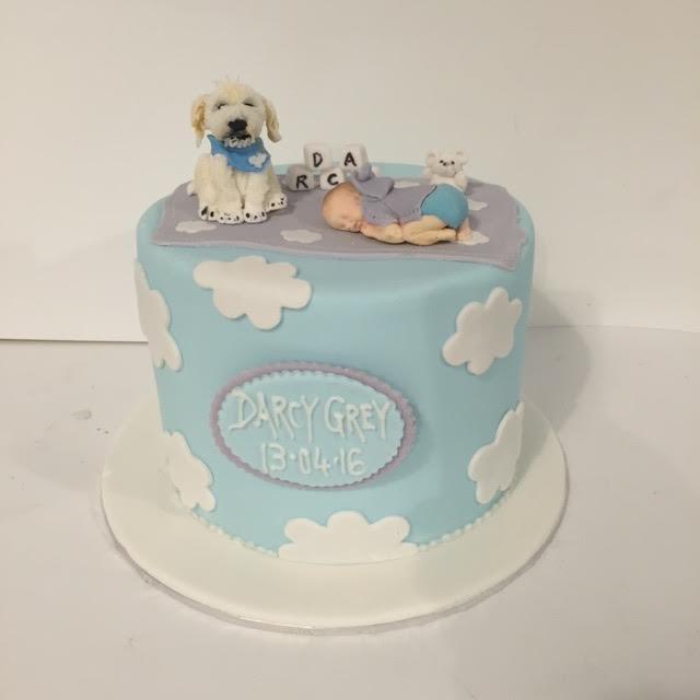 Birth Celebration Cake
