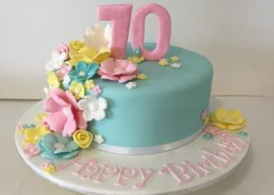 floral_70th_birthday_cake