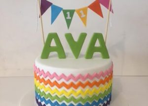 chevron_zigzag_birthday_cake