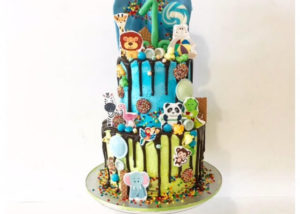 jungle_drizzle_drip_cake