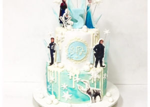 frozen_elsa_anna_birthday_cake