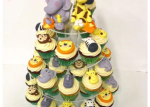 jungle_animal_cupcake_tower