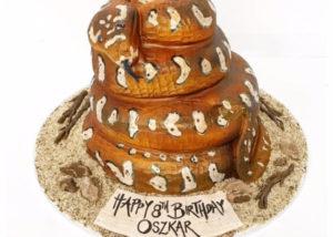 snake_reptile_birthday_cake